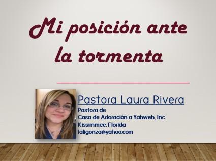 Pastora Laura