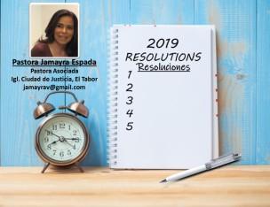 resoluciones - promo