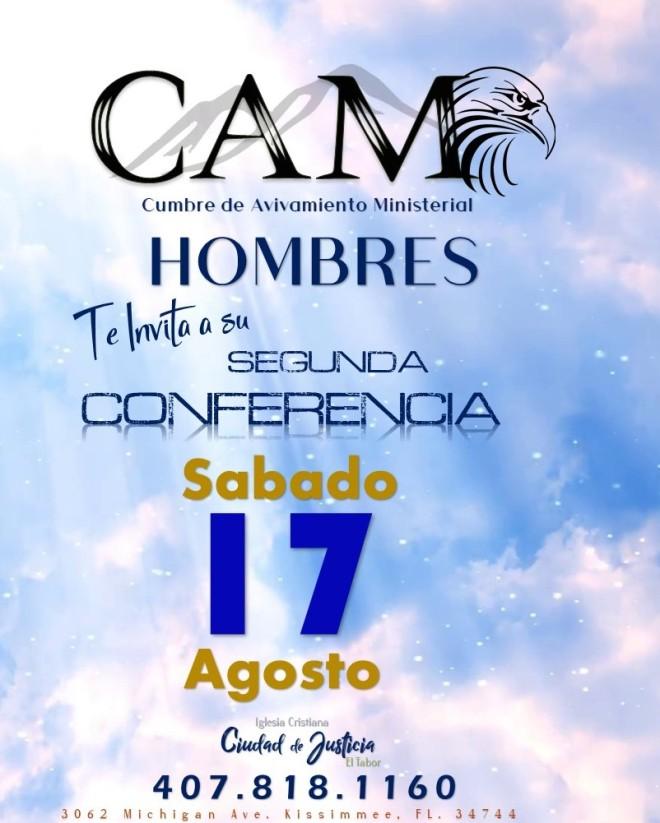 CAM HOMBRE 2019